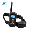 Pet Training Electronic Dog Shock Collar Remote Shock Locking Dog E Collars Beeper