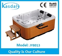 new fashion cheap sexy 2 person outdoor spa bathtub