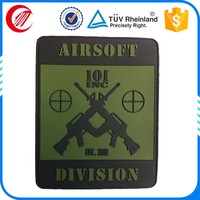 First Rate Factory Price Custom PVC Rubber Patches