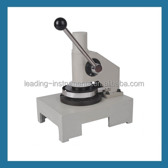 Research and quality inspection water absorption tester sample cutter with easy operation