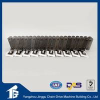 Agriculture timber anti shearing slat conveyor chain