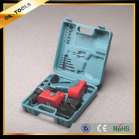 2014 new ok-tools high quality variable speed cordless drill made in China
