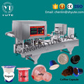 Automatic cup filling and sealing machine for sales