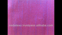 Dupioni Fabric for garments