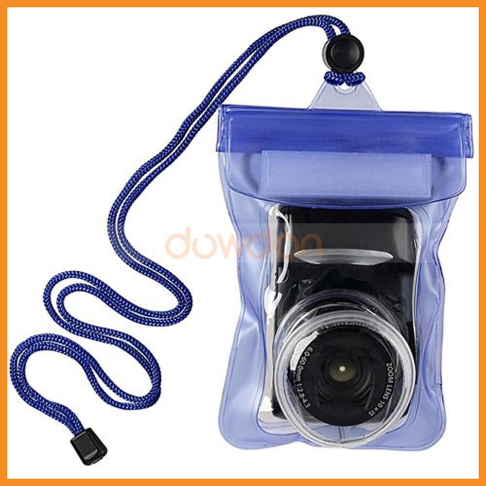 Retractable Len Card Digital Camera Waterproof Dry bag