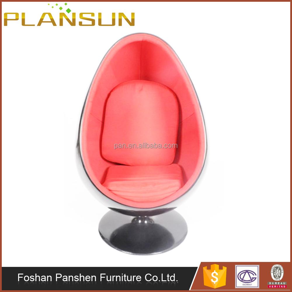 replica modern chairs eero aarnio egg eye shaped cocoon ball chair