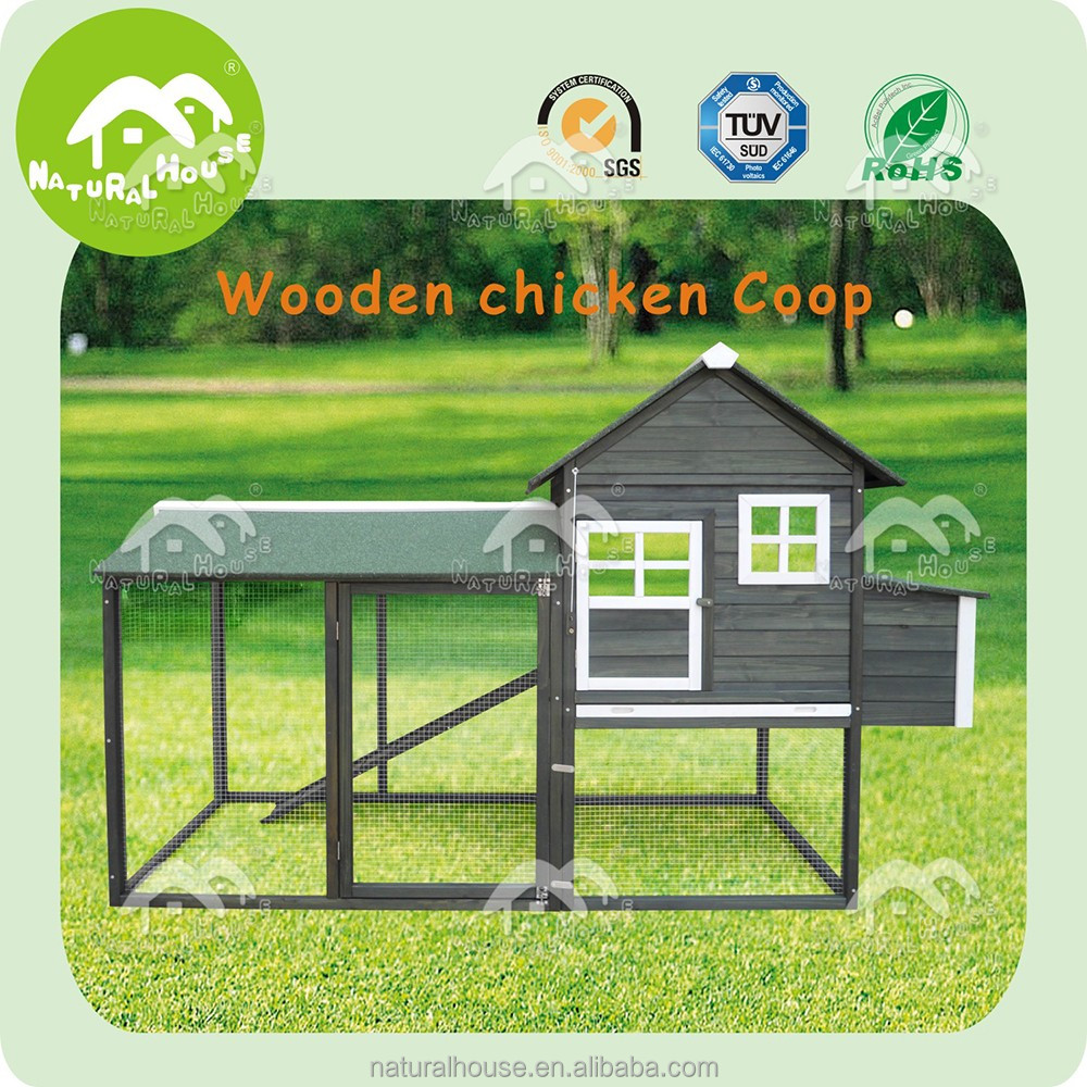 Cheap large portable outdoor chicken house run