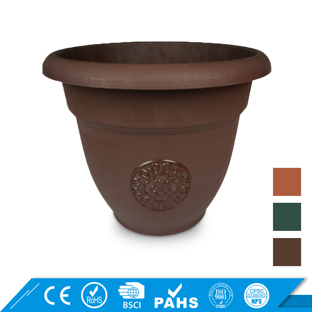 factory price garden decoration flower pot inserts