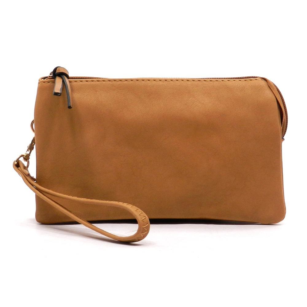 Bolsa De Couro Noite : Pulseira de couro embreagem mulheres clutch bag