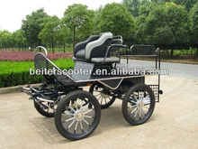 Marathon Horse cart horse carriage steel wheel
