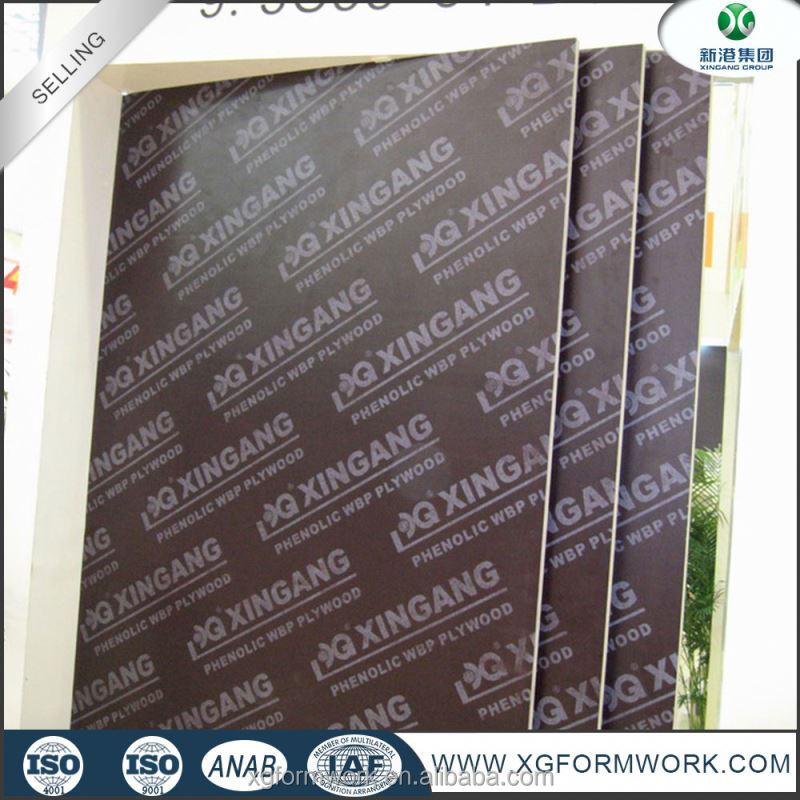 China Wholesale Market Faced Plywood Plywood for Construction Prices