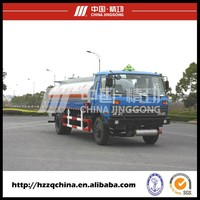 China Fuel Delivery Truck Low Price For Sale