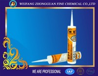 Electrical insulation silicone sealant with high tenacity and elasticity