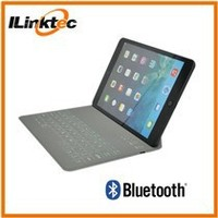 New 8'' Size bluetooth wireless keyboard case for samsung galaxy note 3