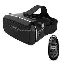 Vr Shinecon Plastic Version Vr 3d Glasses Google Cardboard Hd Glasses ,google cardboard vr , welcome inquiry ~~