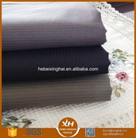 Hebei factory price herringbone pattern 65% 35% tc pocketing fabric