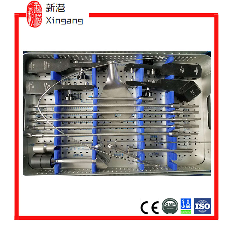 Orthopedic pfna nails instrument set from manufacture supplier