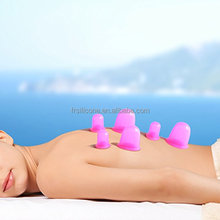suction cupping set cups, self-treatment cupping set, acupuncture cupping set