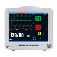 12 inch Cheap Ambulance Multi-parameter Patient Monitor with CE