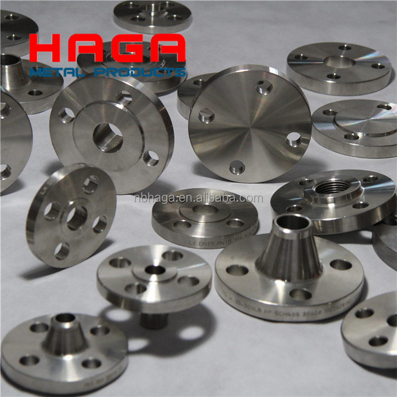 ANSI ASTM A182 A351F304 F316 F316L Stainless Steel Flange