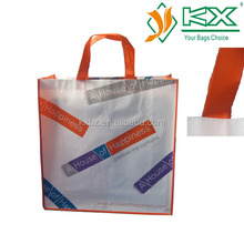 eco woven lamination carrying bag