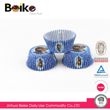 New Arrival Customized Logo Printed Disposable Baking Cup ,Paper Cupcake Wrapper