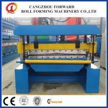 Metal Corrugated Roofing Sheet Roll Forming cold bending making machine with arching Part