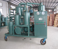 Two Stage Vacuum Insulating Oil Filtration Machine
