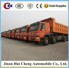 CHINA SINOTRUK Made in China 10 wheels 20m3 loading capacity tipper truck with 12.00R20 tire