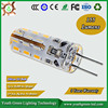 Silicon Gel SMD3014 G4 LED Bulb AC/DC12V 120v 220V g4 led car light