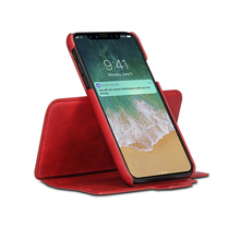 2018 New designer cool credit card holder cases 360 protective PU leather wallet cell phone case for iPhone X 8 7 6 6s 5 4 Plus