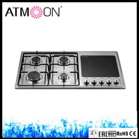2017 Domestic 5 Burners Gas Stove Cooker