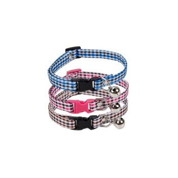 China Supply cat High quality Nylon Collar