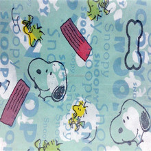 china manufacturer 100%pp Spunbonded producing pp Cartoon non-woven face mask material