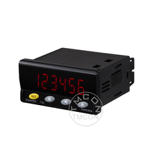 T3C TMCON 6 digit 36*72mm LED display electronic digital Small multi function counter and Length meter