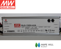 Original MEANWELL HLG-150H-36 LED Power Supply