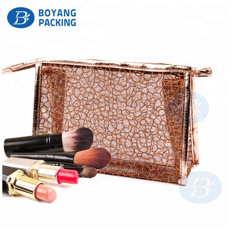 Cosmetic Bag Organizer Travel Carry-On make up pouch