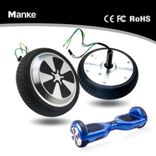 2017 2 wheel 500w 6.5 inch Brushless Motor for Hoverboard