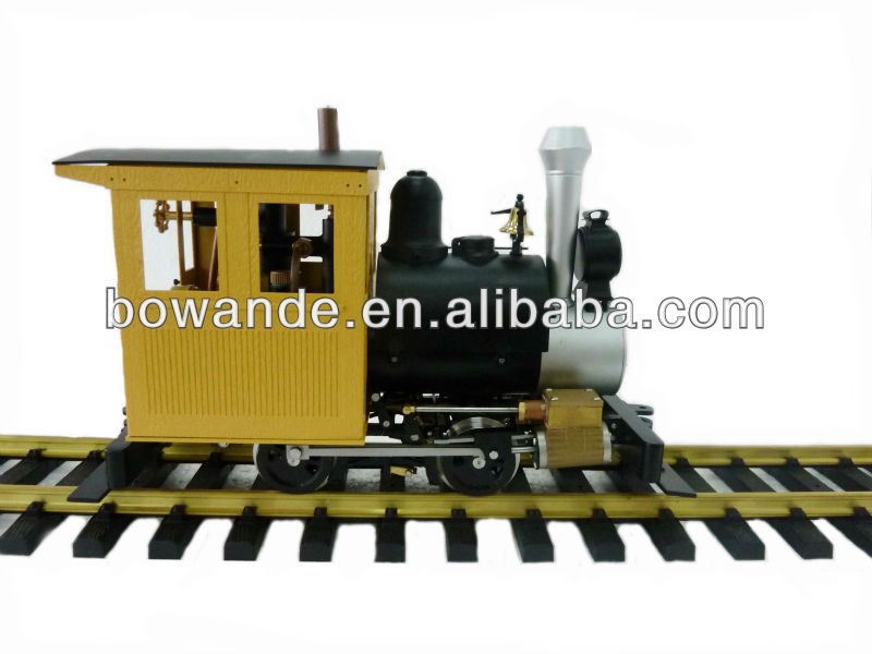 US Porter, 1:20.3 Live Steam locomotive (Brass made)