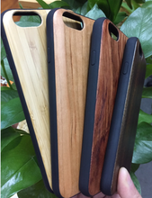 Elegant Wood Phone Case for iPhones at Most Competitive Factory Price