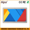 Wholesale Hipo 10.6 inch 1366*768 IPS GPS Android 6.0 Dual Sim card 3G phone call Quad Core Tablet PC