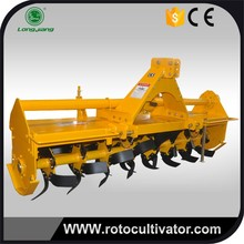 New heavy duty agricultural equipment rotovator with 6 blades