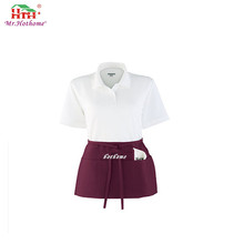 new feeling clothing hotel receptionist uniforms cotton polo shirt uniforms for waiters waitress us polo