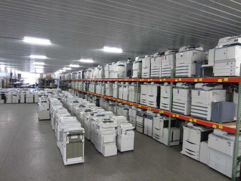 Used Minolta / Konica Copiers