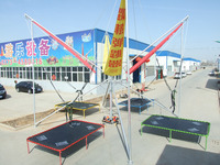 Gymnastics Fitness Jumping Trampoline for Sale