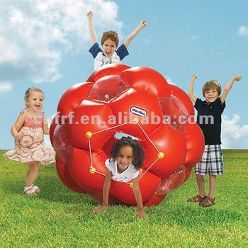 2016 newest Inflatable Giga Ball/inflatable Jumbo Ball/51 inch Bumper Ball