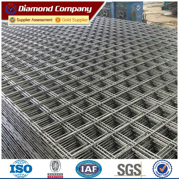 welded building wall reinforcement,weld mesh Blank Annealed Iron