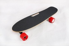 2017 Hot-selling wireless control cheap electric skateboard high quality boosted skateboard