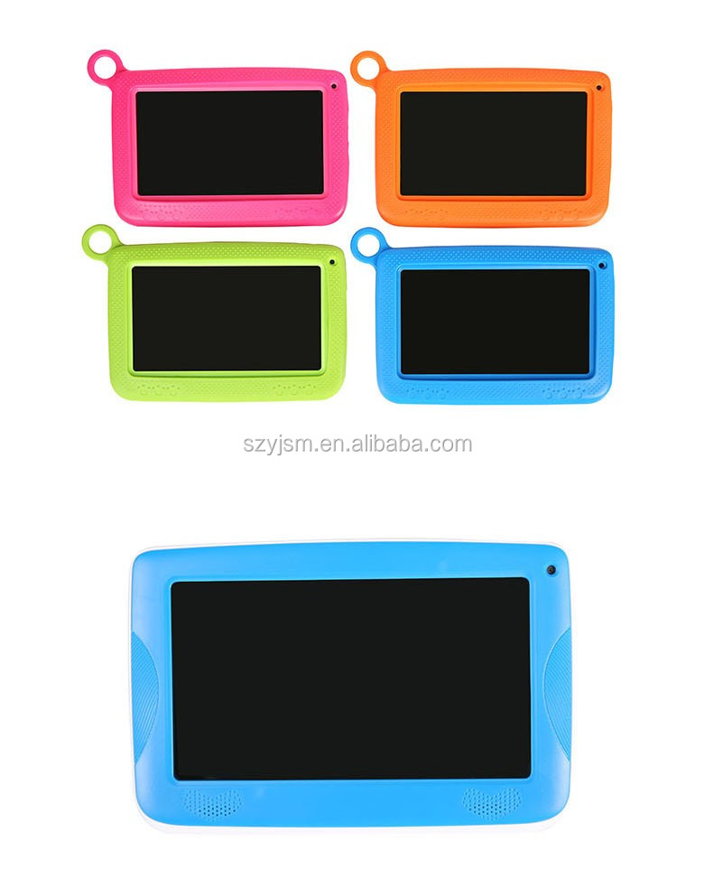 High quality pc table educational android tablet 7'' tablet