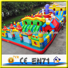 2014 HI giant inflatable amusement park for sale